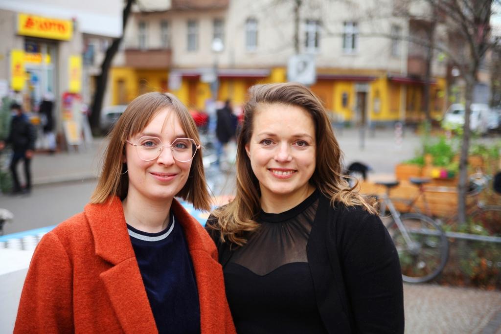 Anna und Roxana
